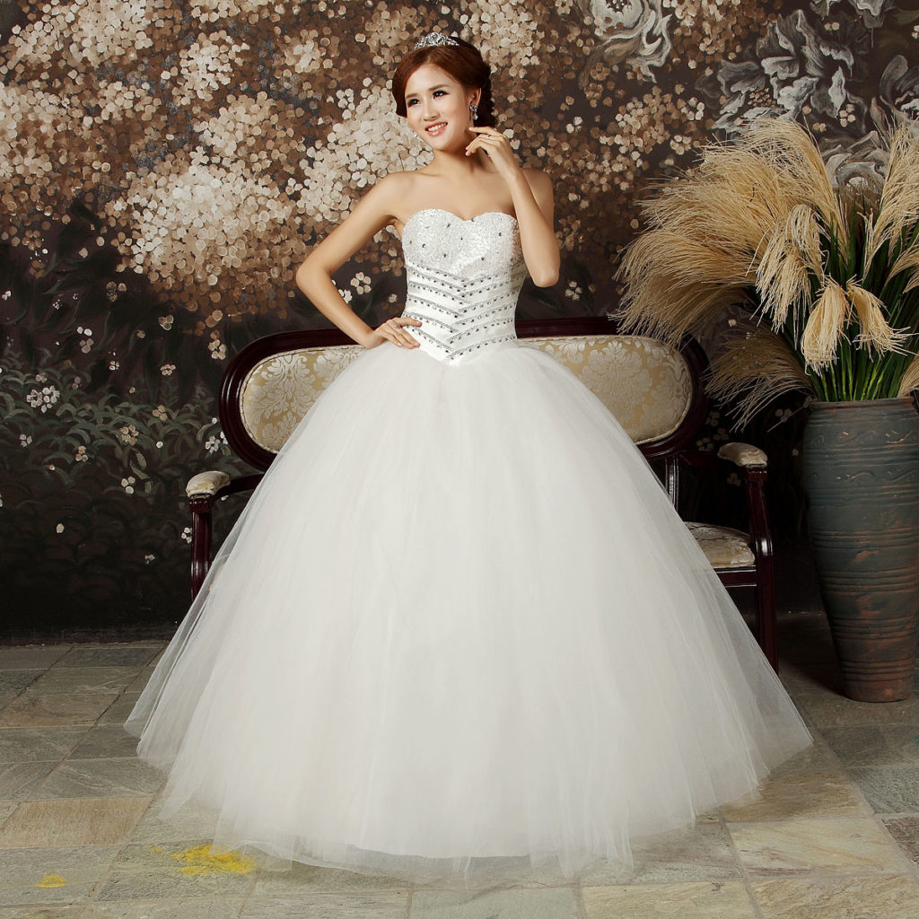 The important steps to finding the perfect bridal dress for your
