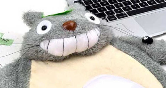 Totoro Backpack Make your daily Travel Burden-free and comfortable